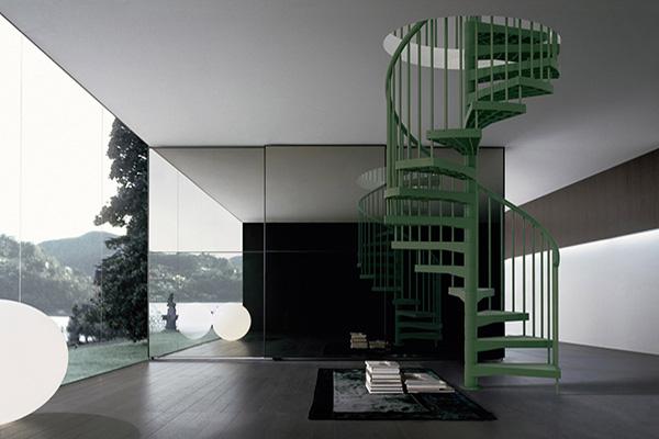 escalera prefabricada