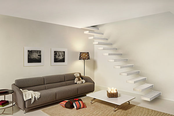 wall design staircase