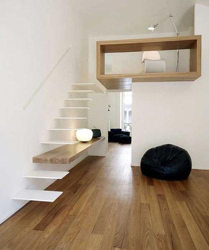 suspendidas design escalera